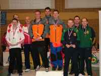 Men's Air Rifle Team